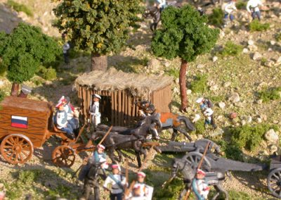 11 El ejército del Zar