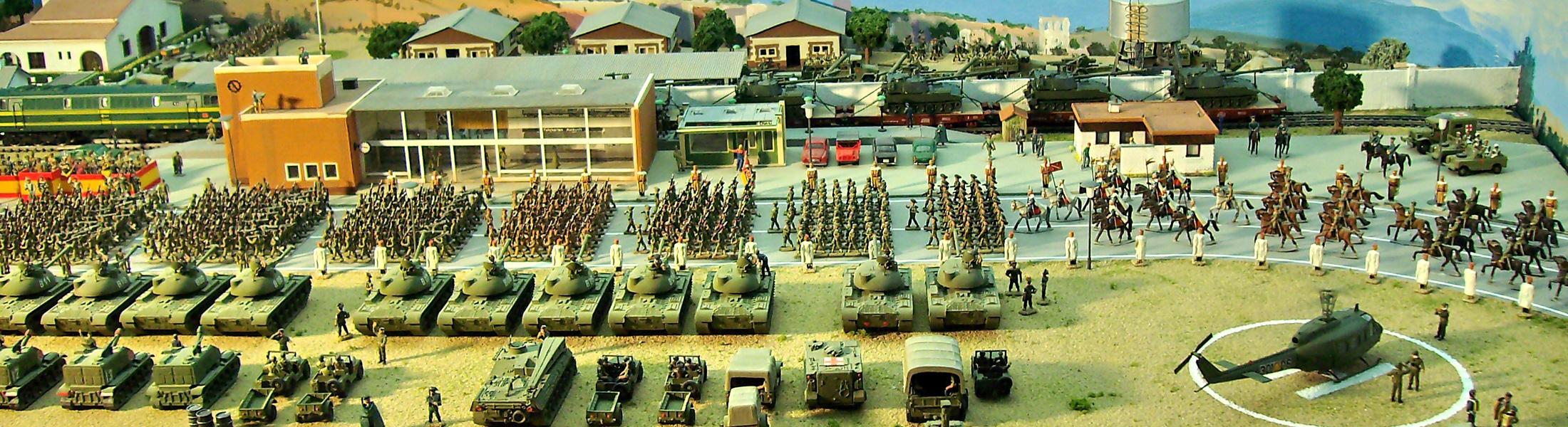 El ejército español de los años 70