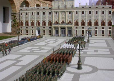 19 Primera parada militar del Rey Juan Carlos I
